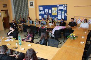 Shromáždění nejlepších žáků